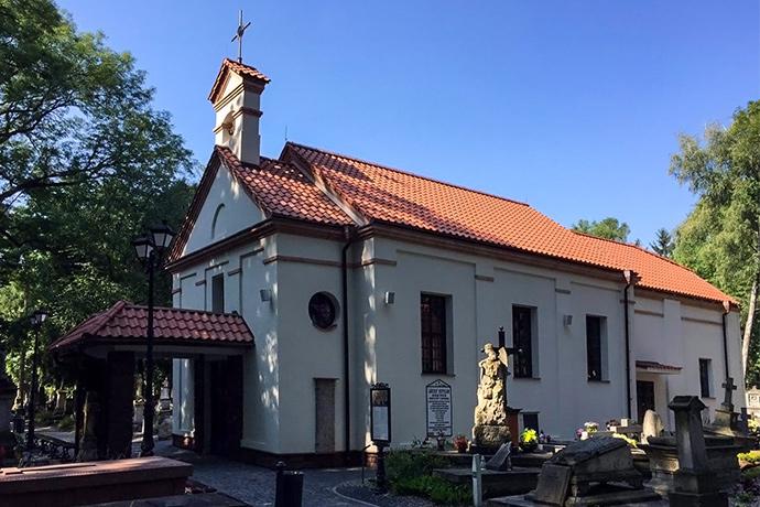 Zdjęcie kaplicy